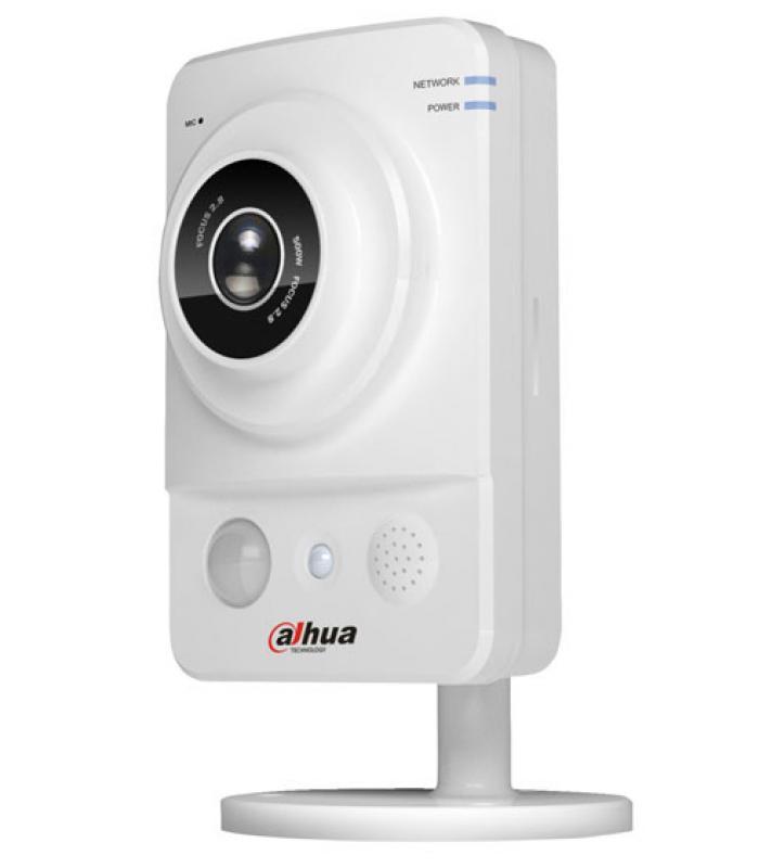 1M HD Cube tīkla Videokamera KW10WP