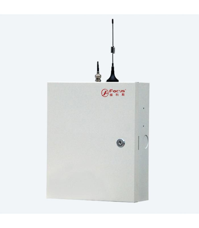 Industrial network alarm panel