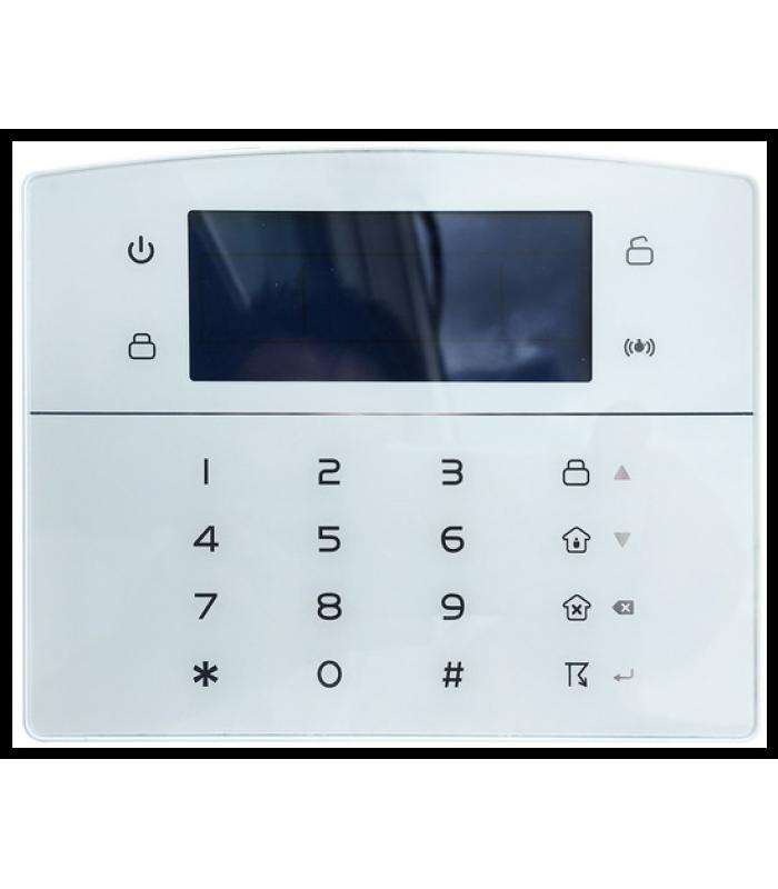 LCD touch tastatūra FC-7640