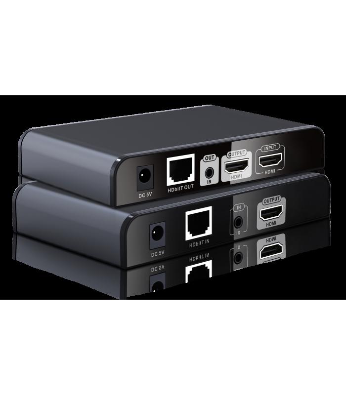 HDMI pagarinātājs pa cat5/6, komplekts