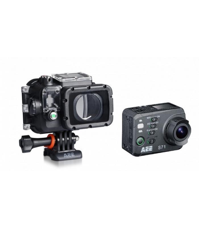 ACTION Videokamera 4K 16MP/S71 AEE